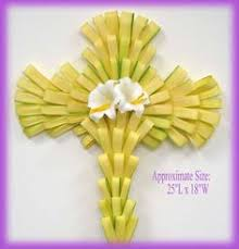 palm sunday palms for sale palm frond cross weaving palm frond pandanus leaf ti leaf