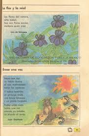 libros para leer de cuarto grado libros de primaria de los 80 s poemas español ej y lec 4to grado