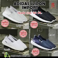 Sepatu Adidas Slip On jual sepatu adidas slip on import sepatu adidas import sepatu pria