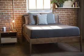 the florence solid walnut platform bed frame by pereida rice