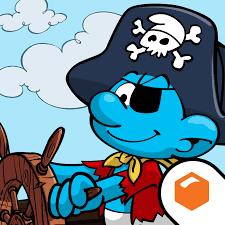ahoy mateys raise yer sails pirate adventure smurfs
