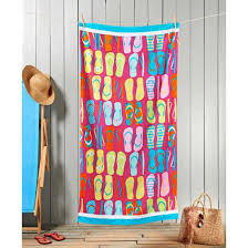 flip flop towel wholesale customized flip flops towels custom customized