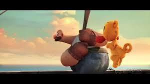 popeye movie animation test footage youtube