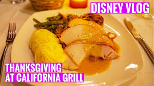 walt disney thanksgiving disney world vacation november 2016 day 2 part 3 thanksgiving at