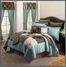 Duck Egg Bedroom Ideas Chocolate Blue Bedding Bedding Queen