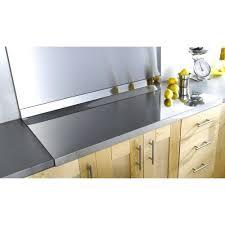 tole inox pour cuisine design d intérieur tole inox pour cuisine en acier inoxydable la