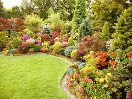 garden and lawn ideas flowers wallpaper 5 beautiful flower garden