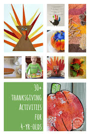 30 thanksgiving activities for 4 year olds thanksgiving kid