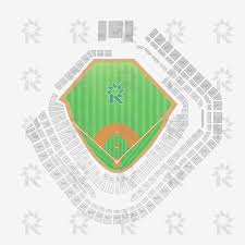 Comerica Park Map Interactive Seating Charts And Seat Maps Rukkus