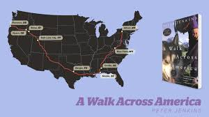 Alfred New York Map by 8 Trips Across America Inspired By Great Literature