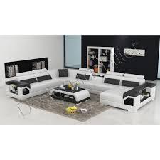 canapé de luxe le canapé en cuir de luxe est d une très grande taille