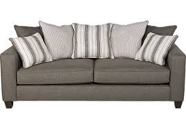 Rooms To Go Sofas by Parker Place Gray Sofa Sofas Gray