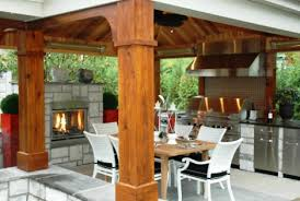 cuisine jardin awesome outdoor kitchens dan330