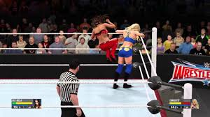 playstation 4 wrestlemania 32 review wrestlemania 32 divas championship match youtube
