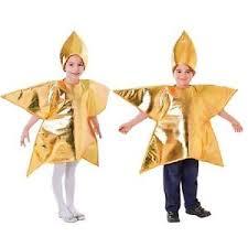 child u0027s north star christmas fancy dress costume kids nativity