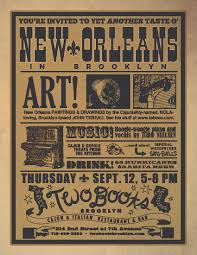 New Orleans Kitchen by Save The Date Closing Party For New Orleans Art At Two Boots