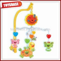 electric music toys best musical baby cot mobile toys with en71
