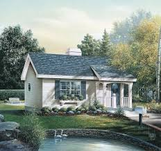 Small Lake Cottage House Plans House Plan 86955 At Familyhomeplans Com