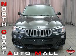 2015 used bmw x3 xdrive35i at north coast auto mall serving akron