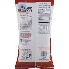 cape cod kettle cooked potato chips sweet mesquite barbeque 8 0