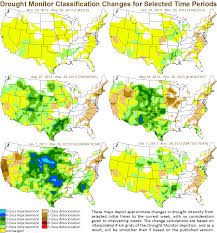 Us Drought Map Local Drought Page