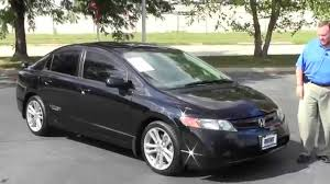 used 2008 honda civic si for sale at honda cars of bellevue an