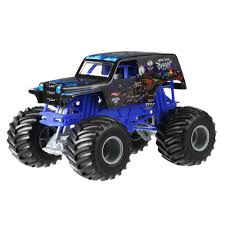 monster truck jam party supplies wheels monster jam 1 24 el toro loco die cast vehicle