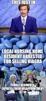 Nursing Home Meme - viagra sales on the rise imgflip