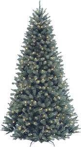 national tree co valley spruce 7 5 blue artificial