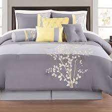 Gray Bedding Sets Yellow Comforters Cool Yellow Black And Grey Comforter Sets 98