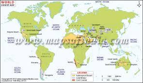 africa map kalahari desert world deserts map