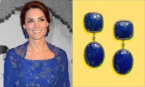 kate middleton earrings how stunning are those amrapali earrings on kate middleton
