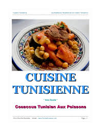 cuisine tunisienne poisson couscous tunisien aux poissons 1 638 jpg cb 1400751509