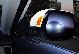 Blind Spot Alert H6 Plate Clearance