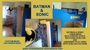 batman bunk beds latitudebrowser