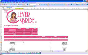 Sample Budget Excel Spreadsheet by 100 Wedding Budget Spreadsheet Excel Printable Wedding