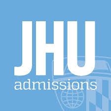 jhu admissions jhu admissions twitter