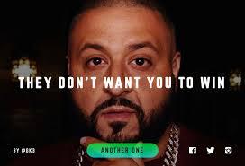 Dj Khaled Memes - on learning the keys to internet virality from dj khaled