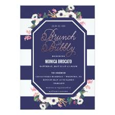 chagne brunch bridal shower invitations chagne bridal shower invitations announcements zazzle