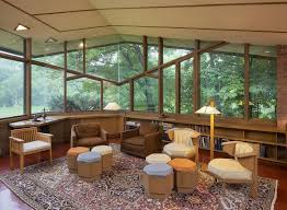 frank lloyd wright home interiors the olfelt house by frank lloyd wright on sale for