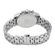 silver bracelet watches images Tissot dressport chronograph silver dial ladies sports watch jpg