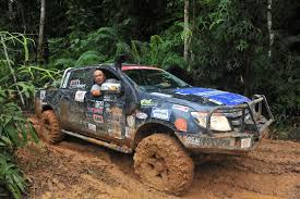 road ford ranger the all ford ranger tackles all terrain obstacles in the