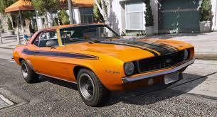 camaro ss 1969 chevrolet camaro ss 350 gta5 mods com