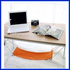 selling under desk foot rest mini home hammock office