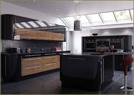 Ikea Black Kitchen Cabinets 55 Most Common High Gloss Black Kitchen Cabinets Home Design Ideas