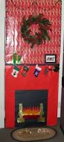 fireplace christmas door decorations billingsblessingbags org