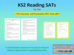 english ks2 sats revision worksheets by lynellie teaching