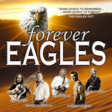 forever eagles the winter gardens eastbourne fri 31st march