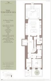 Wet Bar Floor Plans by West Village U0027s Massive The Greenwich Lane Unveils Posh 25m