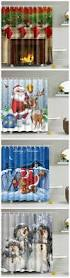 the 25 best christmas shower curtains ideas on pinterest